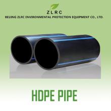 Pequim ZLRC alta resistência ao desgaste para gás 150 milímetros Hdpe Pipe