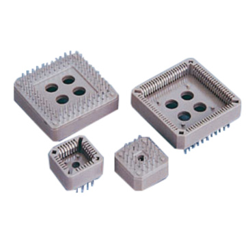 PLCC DIP TYPE-connector