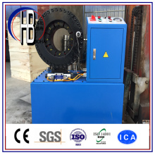 2017 Dx150 1/4 ′ ′ ~ 6 ′ ′ 6-150 mm (1/4 ′ ′ - 6 ′ ′) Tubo de CA / máquina de crimpagem de mangueira