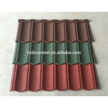 Long Life Color Sand Stone Coated Roof Tile Color Galvalume Steel Roofing Sheet