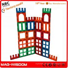 Magnetic Building Tiles Toys Educational Toys 2015 24pcs