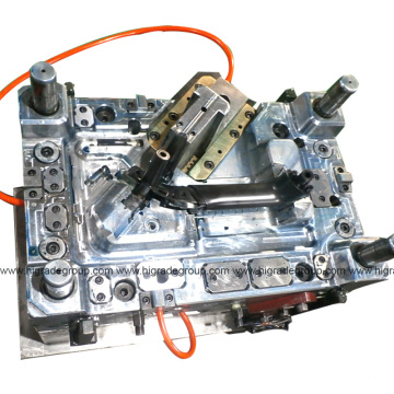 Molde de inyección de gas asistido automático / molde de plástico