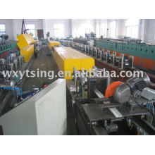 Pass CE e ISO YTSING-YD-0619 PU Rolling Shutter Slat formando a máquina