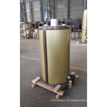 Vertikales Öl (Gas) Dampfkessel Lhs 0,5