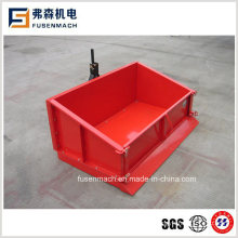 1500mm Transport Box Mounted on Tractor (capacity 0.4m3)