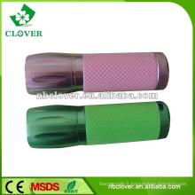 12000-15000MCD lampe de poche en aluminium, petite lampe de poche avec sangle