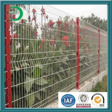 Triangle Bent Fence (Welded curved fence) with High Quality and Good Price