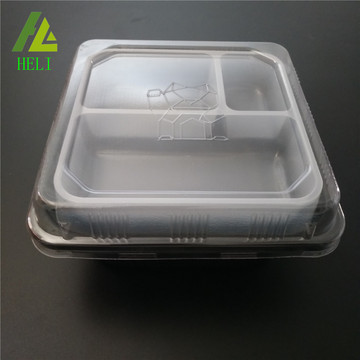 3 compartment meal prep container