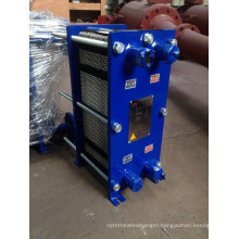 Stainless Steel Plate Heat Exchanger (BR0.2-8-1.0-E)
