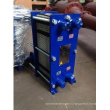 Пластинчатый теплообменник из нержавеющей стали (BR0.2-8-1.0-E)