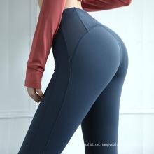 Yogahose mit ultrahoher Taille