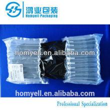 end caps cushion air wrapping for toner HP7516/HP9730/air column bag/air pouch packaging