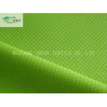 Dobby Polyester Taffeta Fabric With Coated PU coat