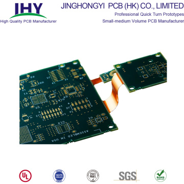 Fabrication flexible de carte PCB de l'Automobile Fr4 de 8 couches