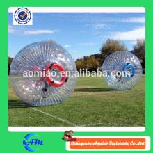 La bola inflable transparente del zorb de la tierra con el mejor precio para la venta