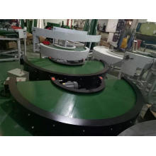 180 Degree Conveyor Belt Conveyor for System Transfer