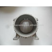 Fundición de brida de aluminio, fundición de bridas de aluminio