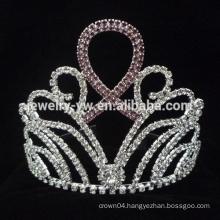 Wholesale New Design Bridal Crystal Pageant Tiara Kids Rhinestone Crowns