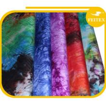 Gros chine fournisseurs stock beaucoup de couleurs damassé fait à la main tissu africain guinée brocade bazin femmes porter pour la fête de mariage