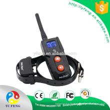 Hundehalsband-Trainings-Kragen der Steuer 300M Lithium-Batterie mit statischem / Beep
