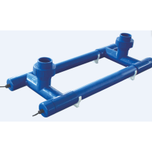 Esterilizador de desinfección UV de PVC para estanques de acuicultura