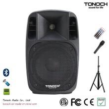 Heißer Verkauf 8 Zoll Plastik aktives Lautsprechersystem für Modell Pm08ub