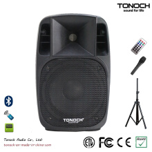 Competitive Price 8 Inches Plastic PRO Audio with Multi-Function