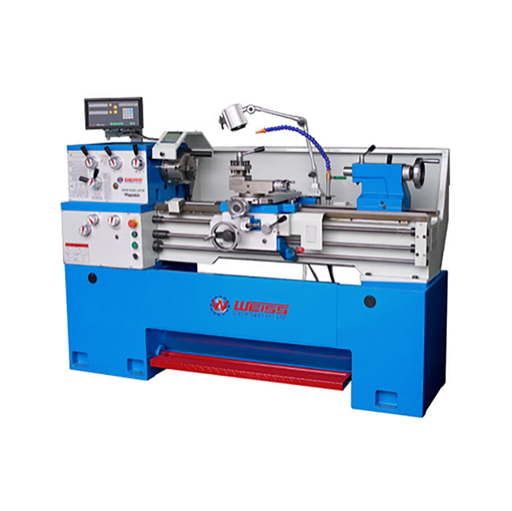 Engine lathe Net weight 996 kg