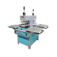 semi-auto intelligent silicone tag logo press machine