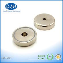 Permanenter Neodym-Topf-Magnet für den Ladenbau