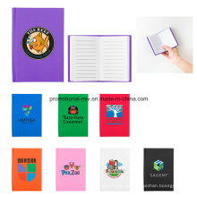 Cuadernos Kraft promocionales de papel