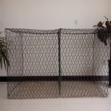 Gabion Iron Wire Mesh To Protect The Road