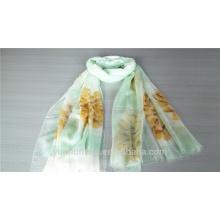 100% cachecol de moda na moda de cachemira