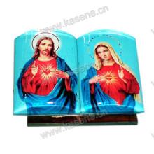 Хрустальный исламский подарок религиозных предметов, Crystal религиозных декоративных Mh-Lp035