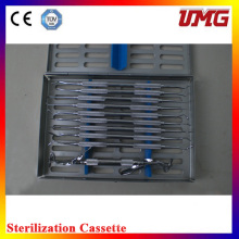 Stainless Dental Instrument Tray for Sale