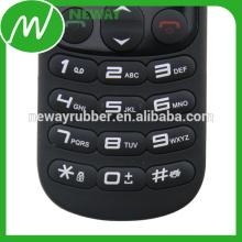 Fábrica personalizada impermeable teléfono móvil gran teclado