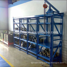 Rack Used Mould