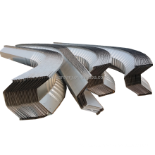 No girder multipleshape screw joint roll forming machine