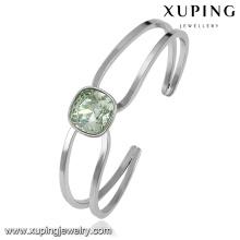 51599-moda jóias da moda cristais de Swarovski, mais novo projeto pulseiras de pedra
