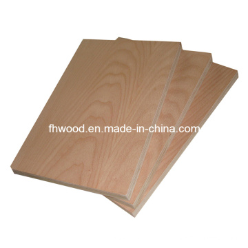 Chinese Veneered Plywood for Furniture