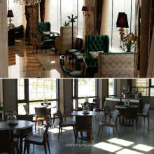 Conjunto de muebles de restaurante del hotel estrella (EMT-SKD07)