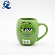 Новый продукт на заказ печатные мультфильм 3D кружка офис керамическая чашка