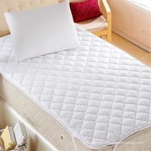 Plain tingido cama colchão personalizado para o hotel (WSMP-2016012)