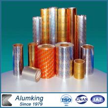 8011 Pharmacie en aluminium pour emballage médical