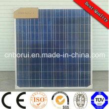 Matériau de silicium monocristallin et panneau solaire de taille 200W 1470 * 680 * 35mm