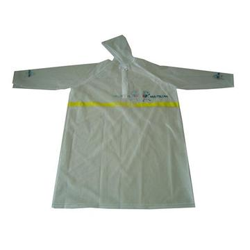 EVA Raincoat con logotipo