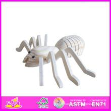 2015 New Animal Play Children Paint Kit, Popular DIY Children Paint Kit Set, Hot Sale Spider Style Children Paint Kit Toy W03A040