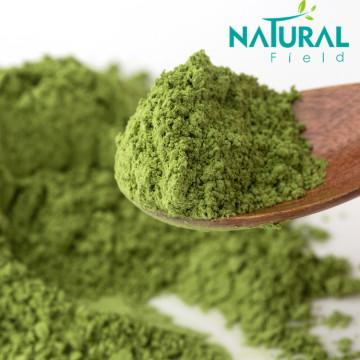 Порошок мороженого с зеленым чаем Naturalnf Matcha