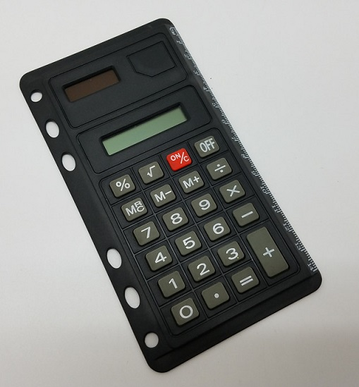 Calculator for Notebook