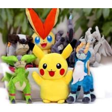 Großhandel Plüsch gefüllte Pokemon Spielzeug